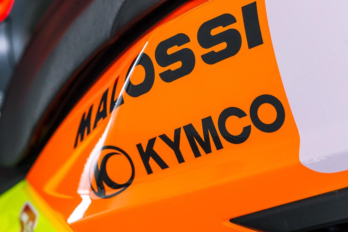 KYMCO 與Malossi 合作