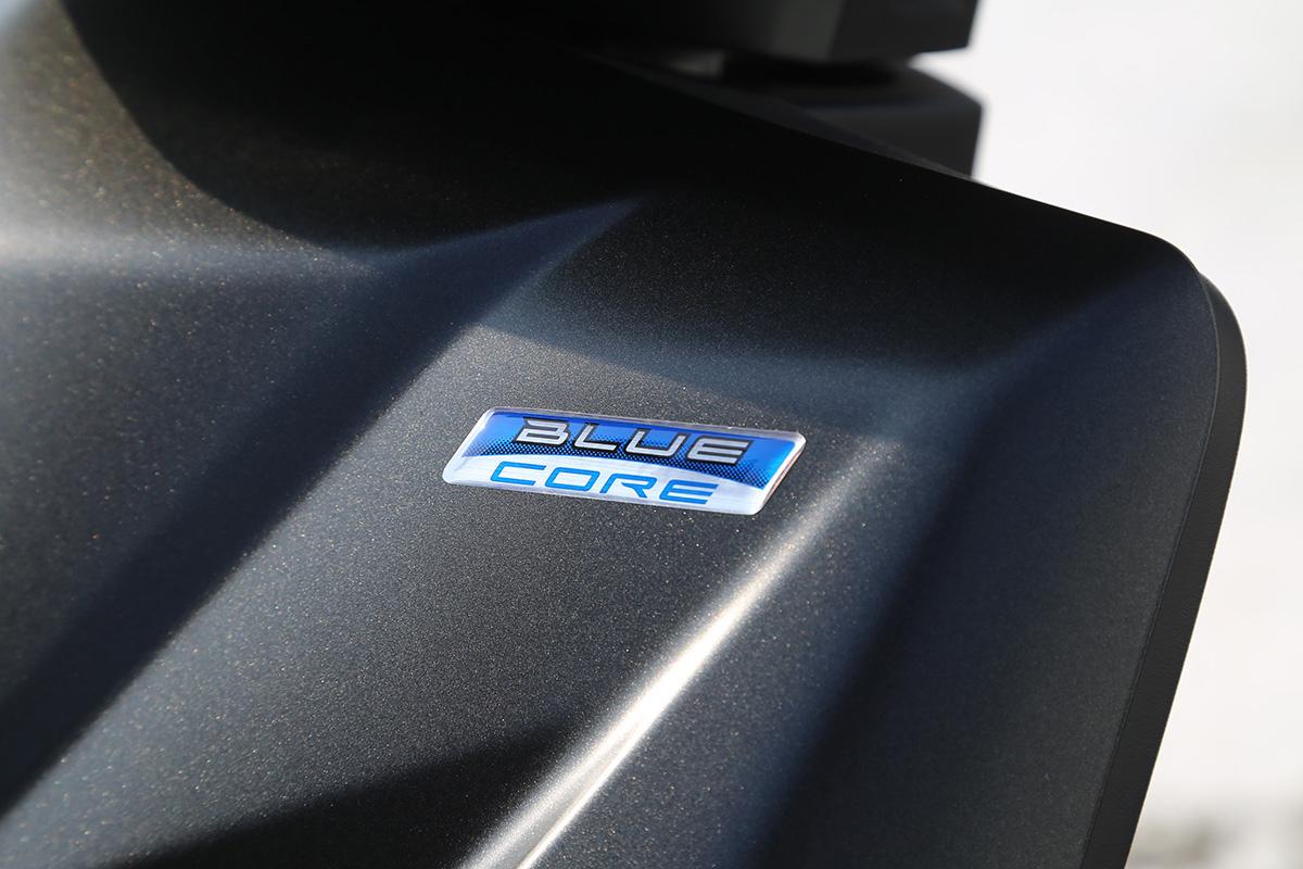 搭載Blue Core 引擎