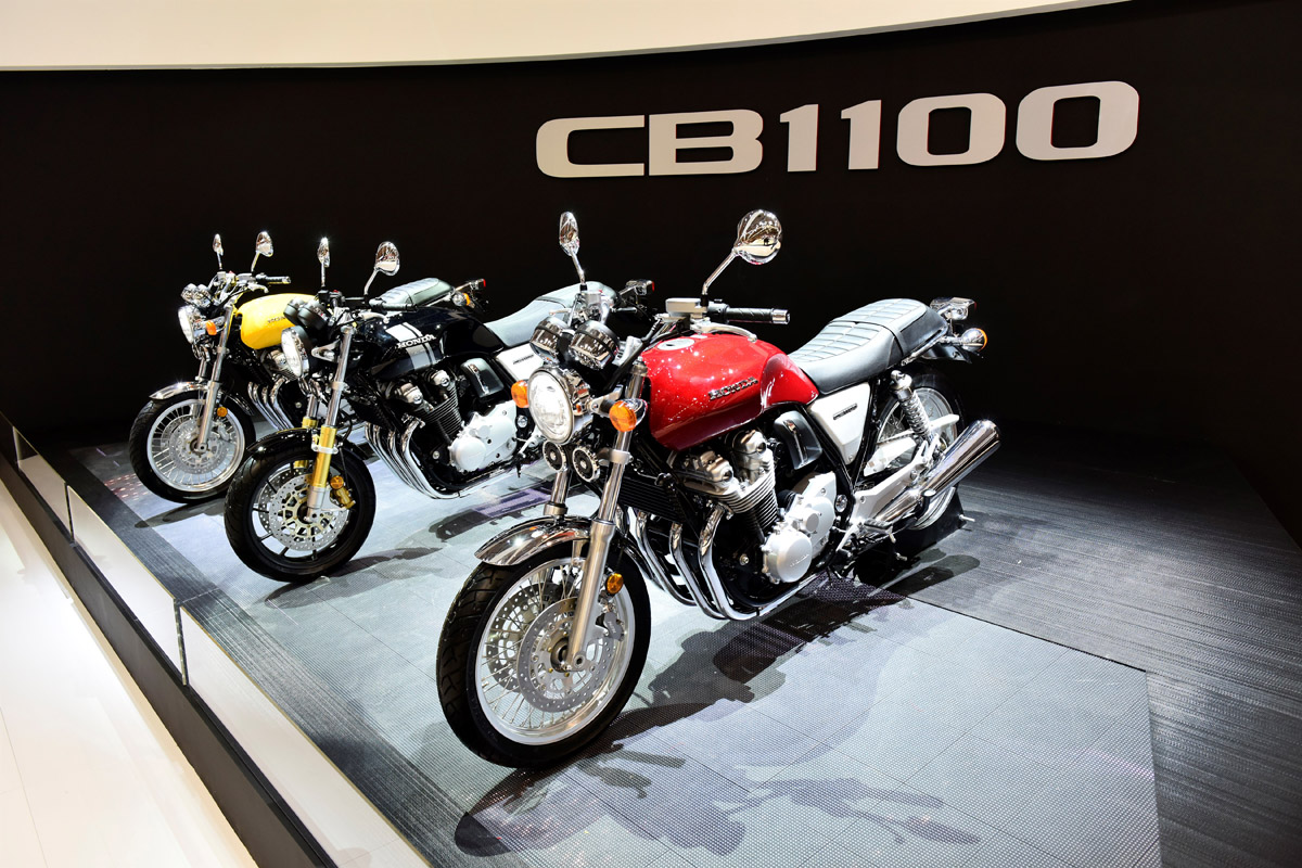 Intermot 2016 - 17YM CBR1000RR Fireblade SP/SP2 and 17YM CB1100