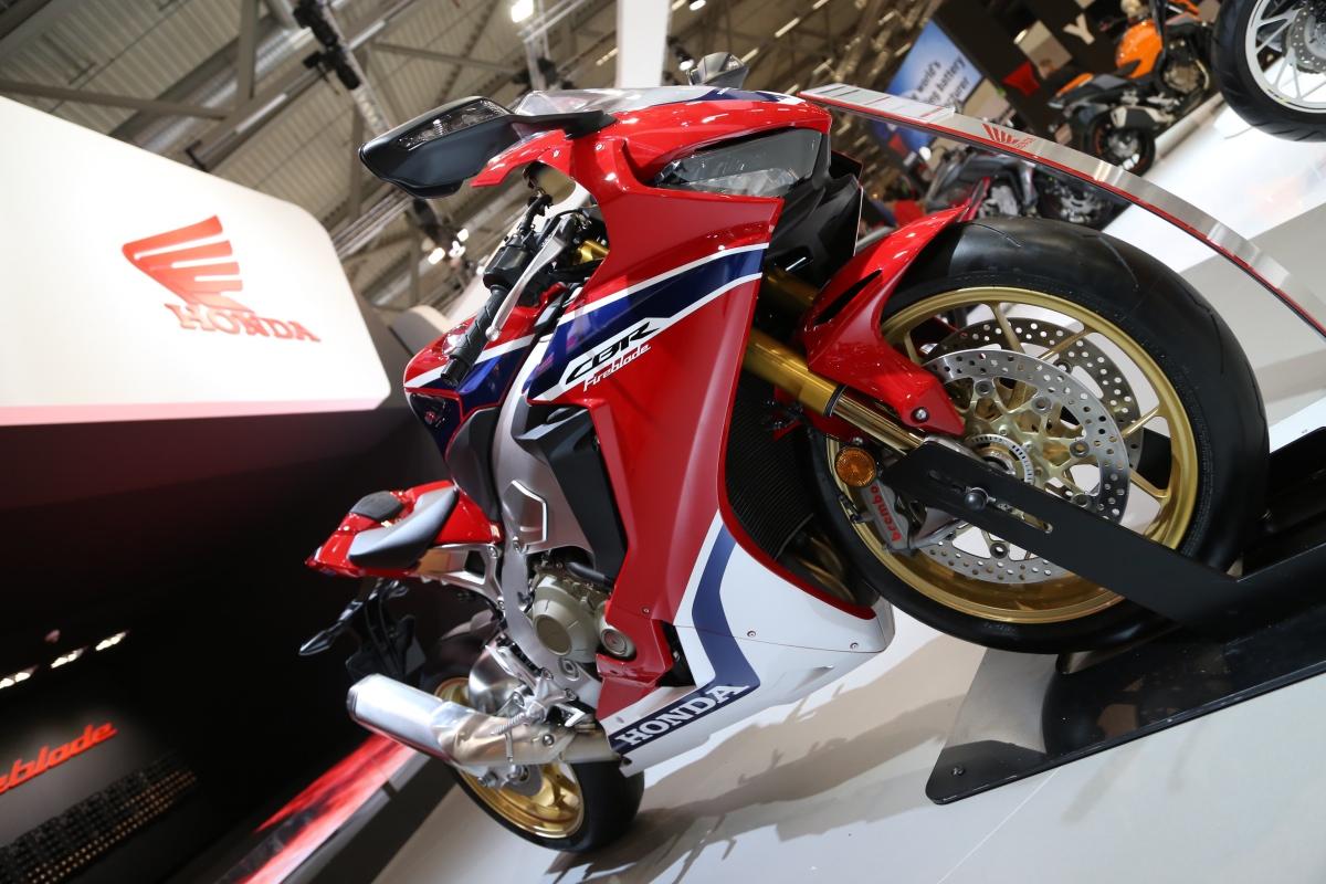 科隆發表的CBR1000RR SP