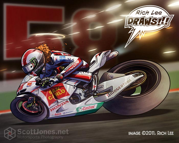 Marco-Simoncelli-Rich-Lee-Draws-Scott-Jones