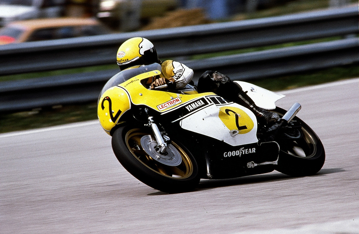 YZR500(1978 World GP500