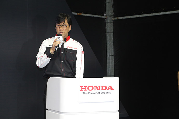 HONDA 新任董事長伊藤隆人