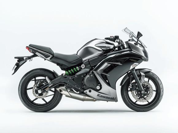 KAWASAKI 針對日本市場的Ninja 400