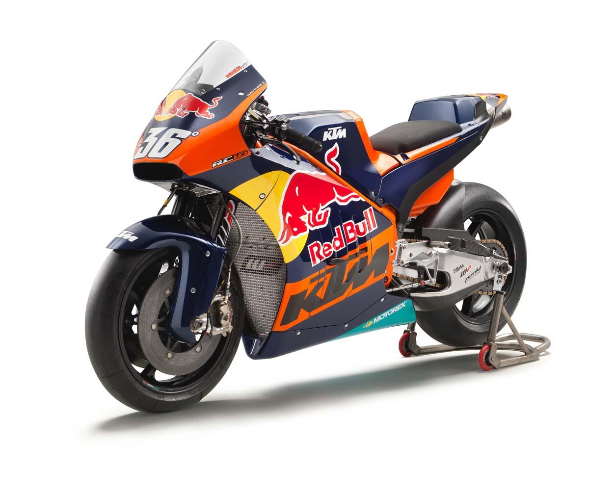 KTM RC16 配色正式亮相