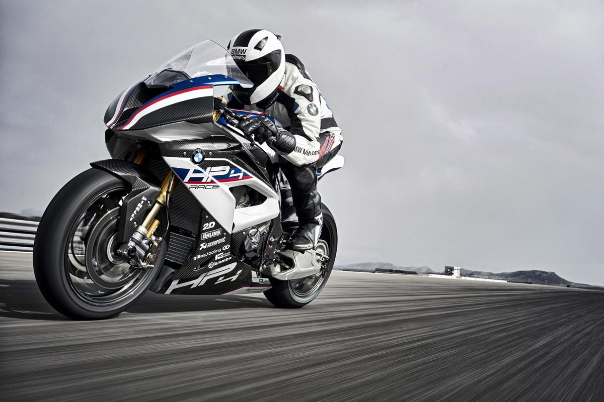 極致輕量:BMW HP4 Race 正式登場